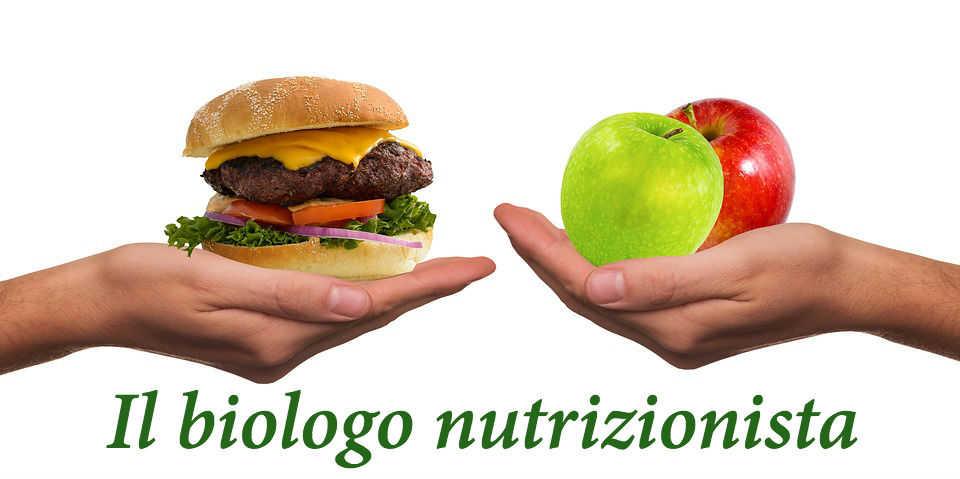 biologo nutrizionista
